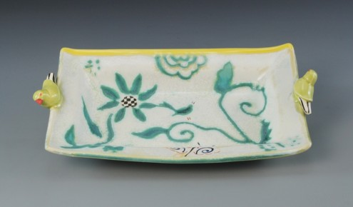 butter tray_porcelain-pottery-ceramics