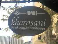 Our guide introduced us to Khorsani. A wonderful little restaurant a short walk from our hotel.